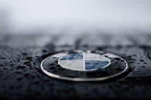 BMW elektrische auto
