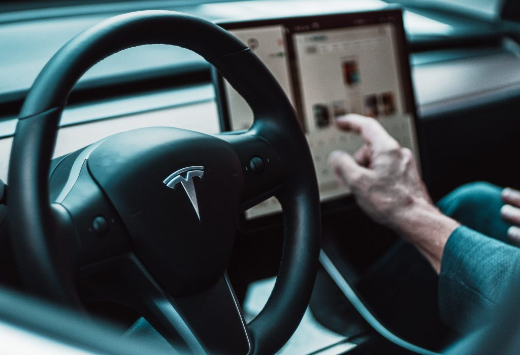 Tesla-pagina